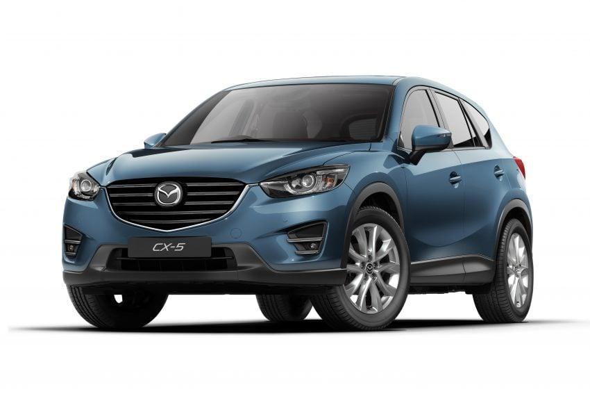 Mazda CX-5 2.2L SkyActiv-D diesel launched – RM162k Image #521667