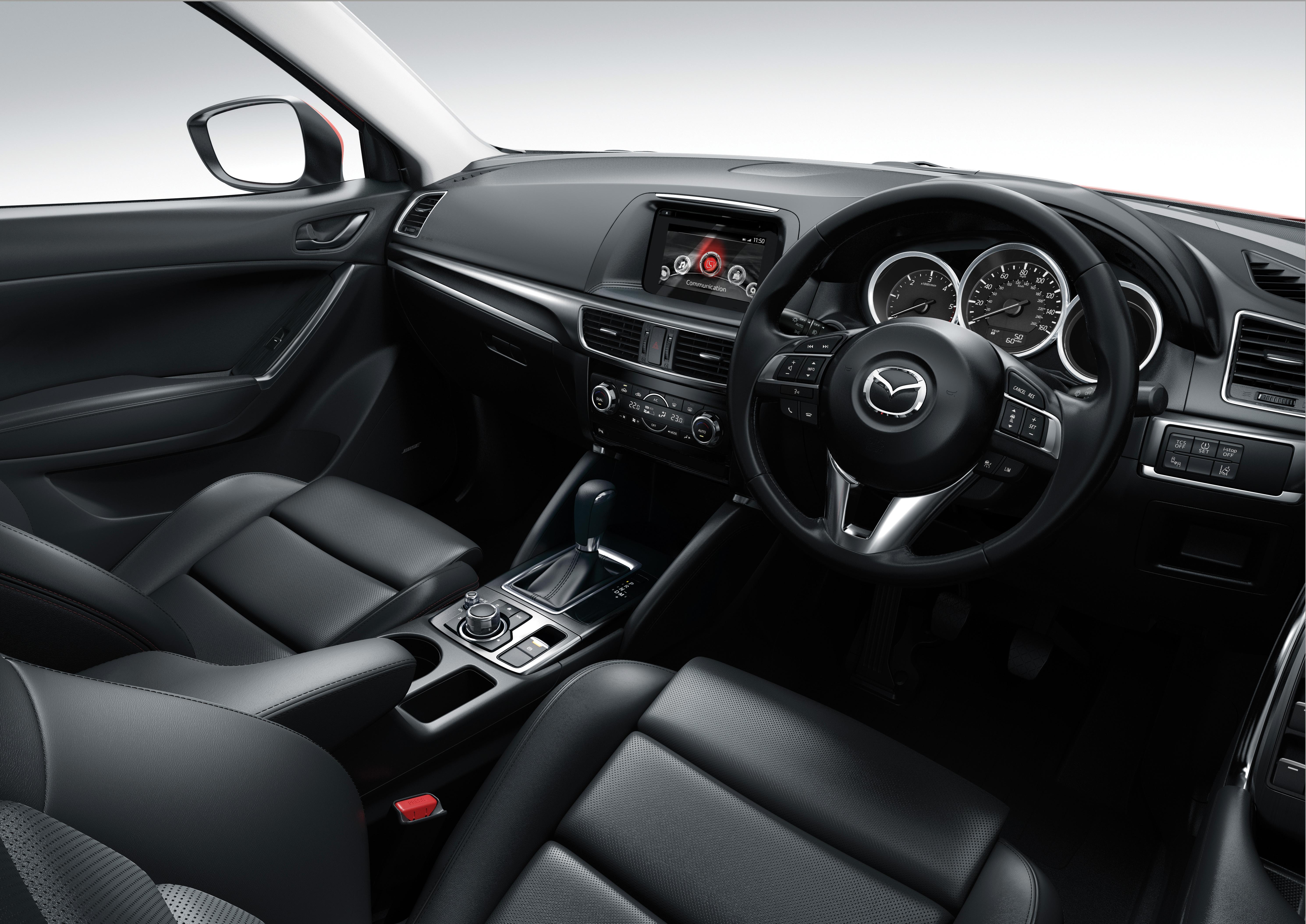 Mazda CX 5 2.2L SkyActiv D Diesel Launched U2013 RM162k Image #521669
