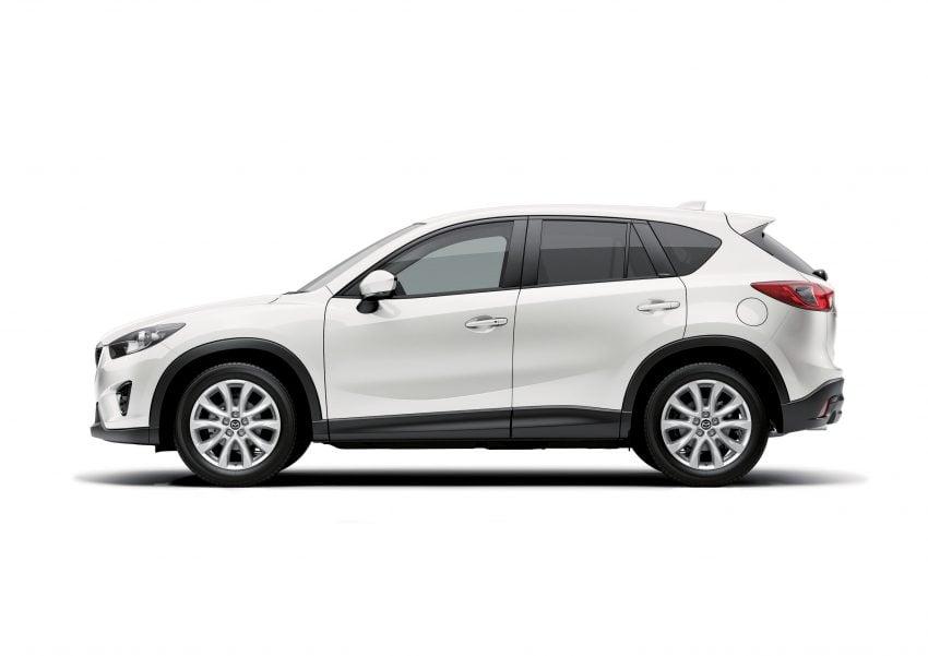 Mazda CX-5 2.2L SkyActiv-D diesel launched – RM162k Image #521675
