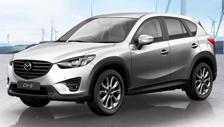 Mazda CX-5 2.2L SkyActiv-D diesel launched – RM162k Image #521676