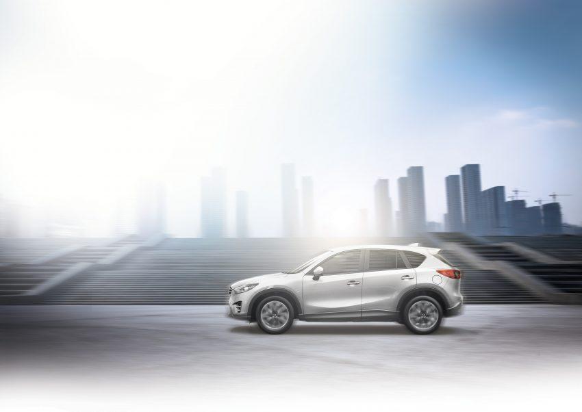 Mazda CX-5 2.2L SkyActiv-D diesel launched – RM162k Image #521679