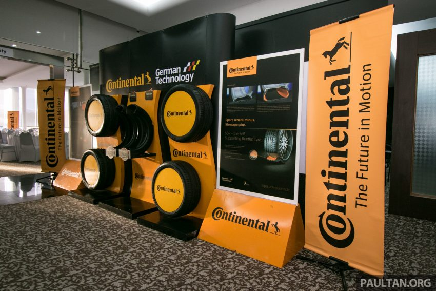 Cameron Wilson talks about Continental Tyre Malaysia's future plans – new tyres in the pipeline Image #525518