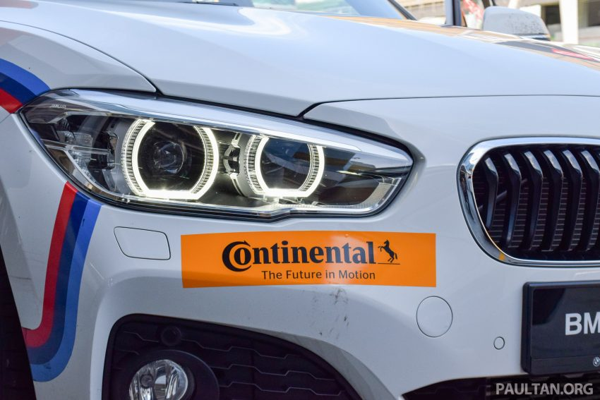 Cameron Wilson talks about Continental Tyre Malaysia's future plans – new tyres in the pipeline Image #525520