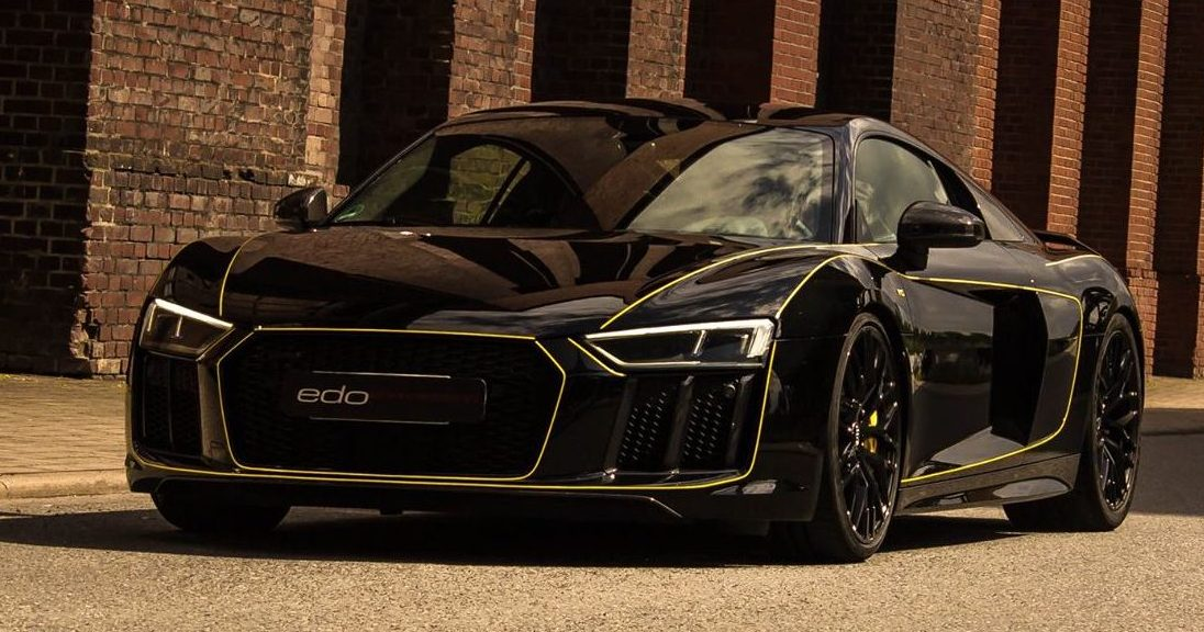 Audi R8 V10 Gets Visual Boost From Edo Competition Paul
