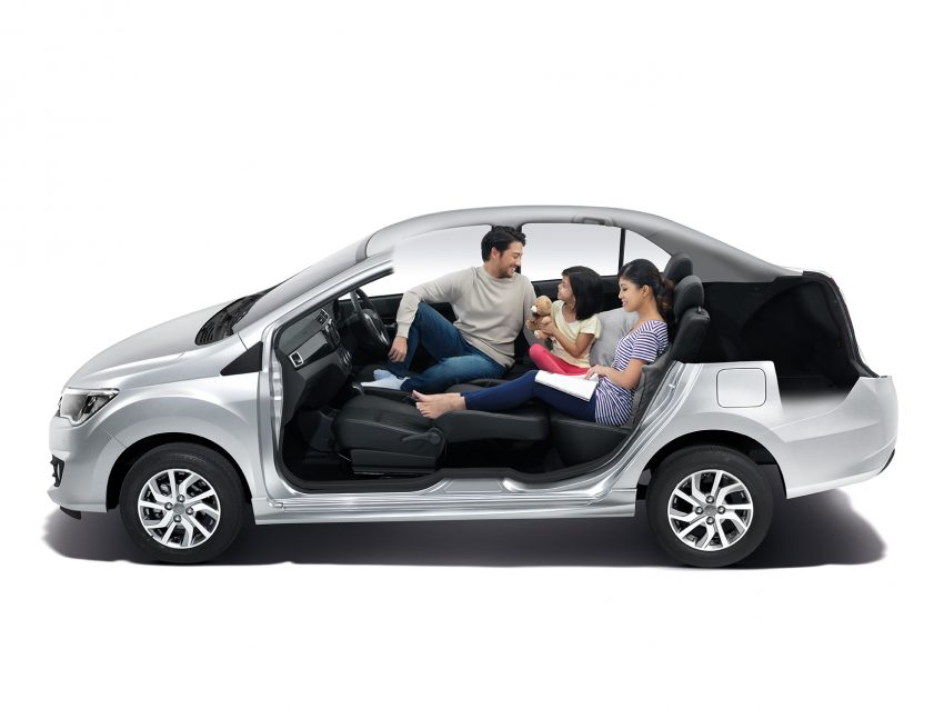 Perodua Bezza officially launched – first ever sedan, 1.0 VVT-i and 1.3 Dual VVT-i, RM37k to RM51k EEV Image #523239