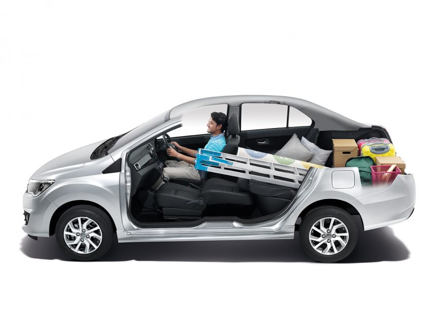 Perodua Bezza officially launched – first ever sedan, 1.0 VVT-i and 1.3 Dual VVT-i, RM37k to RM51k EEV Image #523240