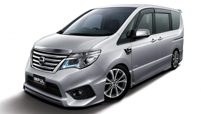 Nissan Serena S-Hybrid Tuned by Impul launched in Malaysia – two variants, RM146k and RM156k Image #514906