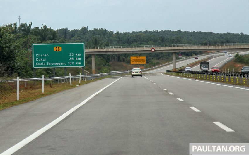 East Coast Expressway 2 (LPT2) toll collection begins Image #517216