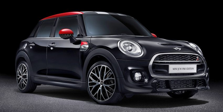 MINI John Cooper Works Pro Edition launched – limited run of 20 units exclusive to Malaysia, RM256k Image #524179