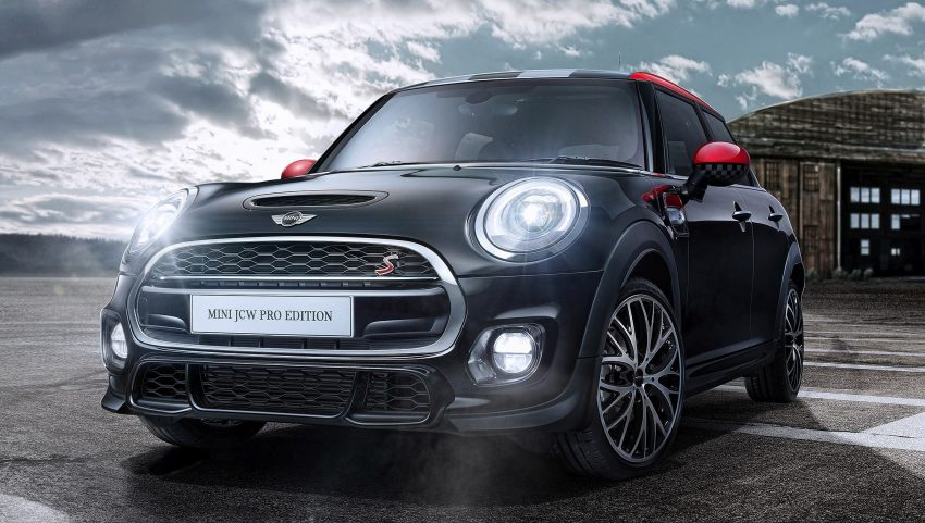 MINI John Cooper Works Pro Edition launched – limited run of 20 units exclusive to Malaysia, RM256k Image #524176