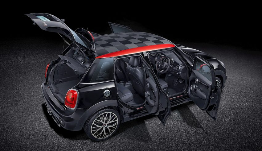 MINI John Cooper Works Pro Edition launched – limited run of 20 units exclusive to Malaysia, RM256k Image #524174