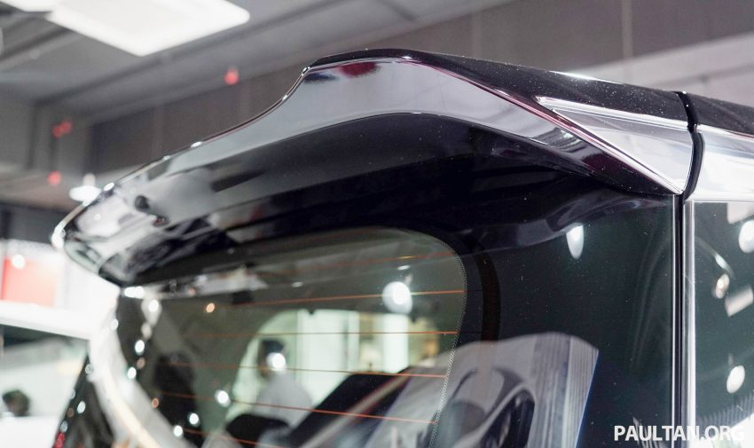 Toyota Alphard dan Vellfire – model spesifikasi Malaysia telah dipamerkan di Mitsui Outlet Park Image #524622