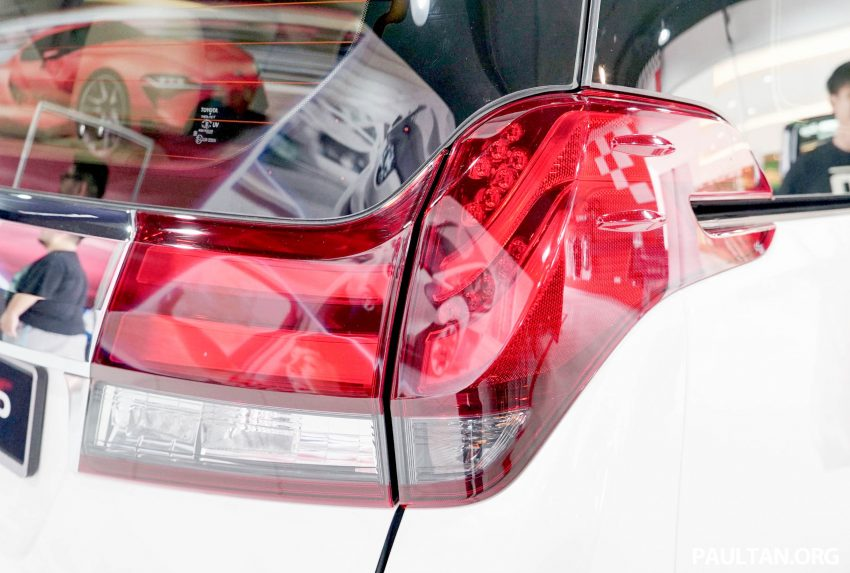 Toyota Alphard dan Vellfire – model spesifikasi Malaysia telah dipamerkan di Mitsui Outlet Park Image #524567