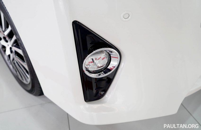 Toyota Alphard dan Vellfire – model spesifikasi Malaysia telah dipamerkan di Mitsui Outlet Park Image #524571