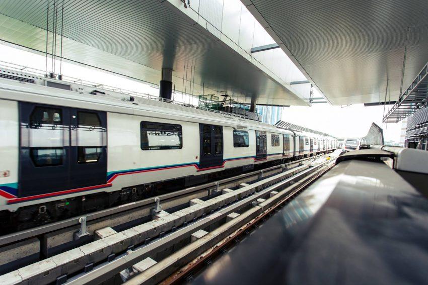 MRT Sg Buloh-Kajang Line trial run starts in October Image #526913