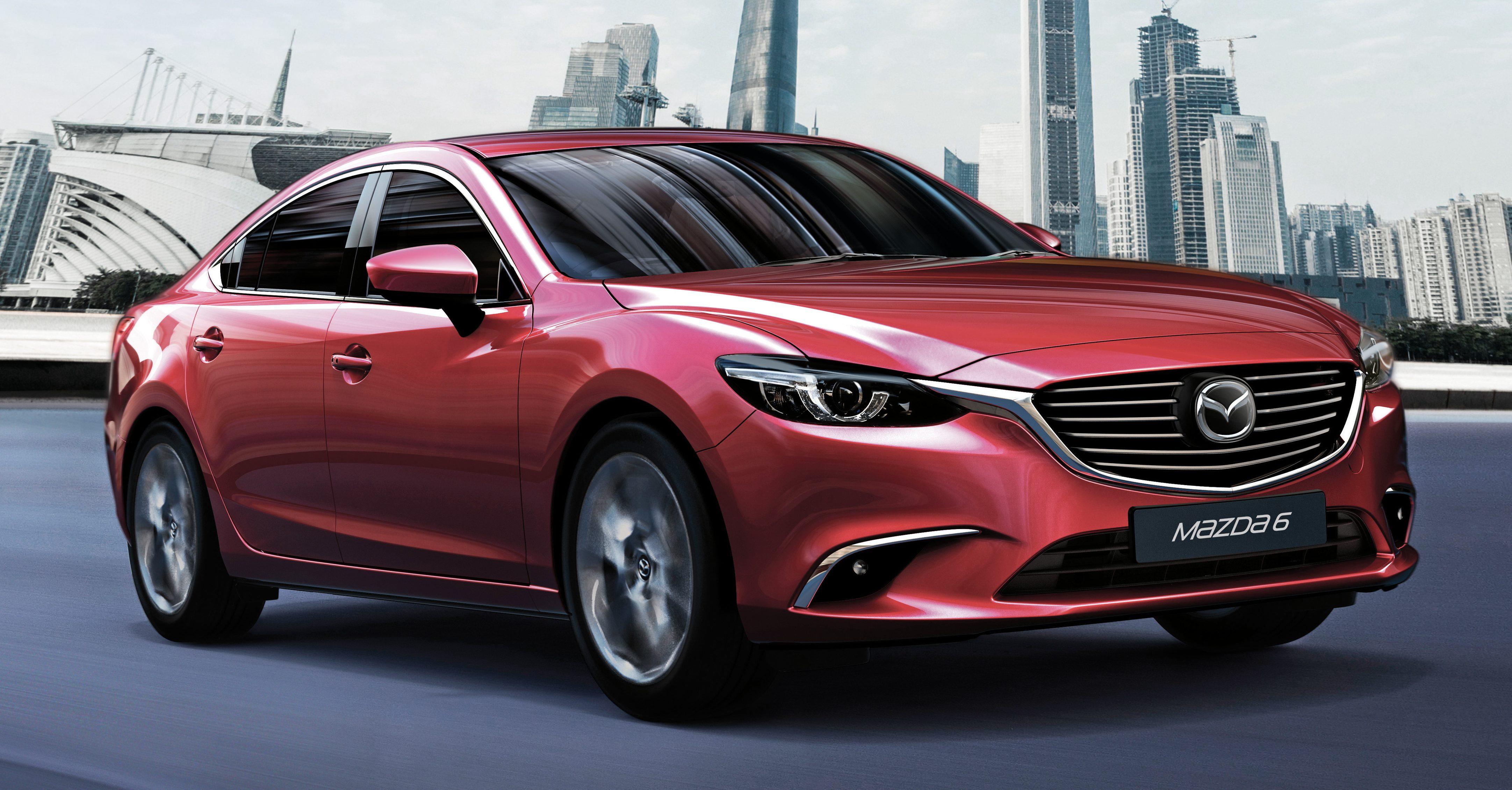 Mazda 6 2.2L SkyActiv D Diesel Launched U2013 RM203k Image #521623