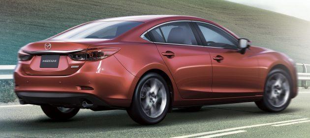 Mazda 6 2.2L SkyActiv-D official 4