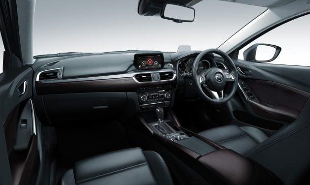Mazda 6 2.2L SkyActiv-D official 6