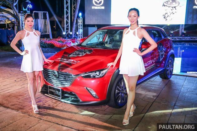 Mazda CX-3 SkyActiv-D 1