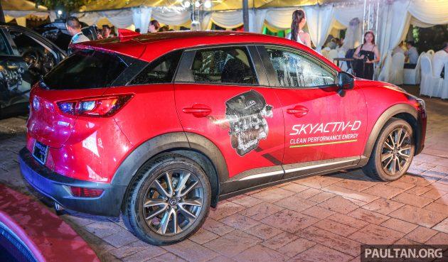 Mazda CX-3 SkyActiv-D 26