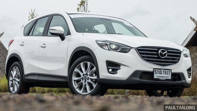 DRIVEN: Mazda CX-5 2 2L SkyActiv-D diesel review