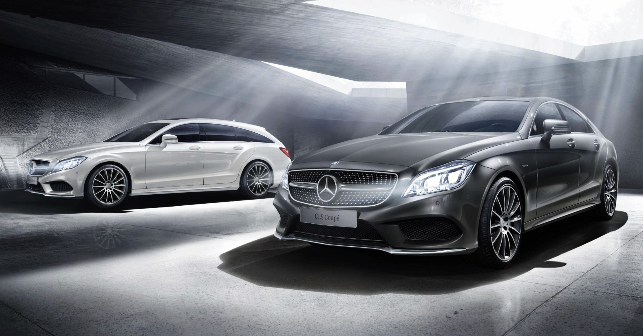 mercedes benz cls coupe and cls shooting brake final edition styling package officially revealed. Black Bedroom Furniture Sets. Home Design Ideas