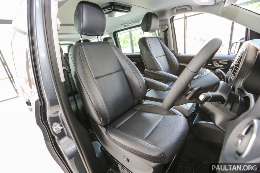 Mercedes-Benz Vito Tourer now in Malaysia – RM287k Image #515537