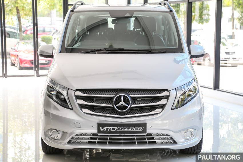 Mercedes-Benz Vito Tourer now in Malaysia – RM287k Image #515540