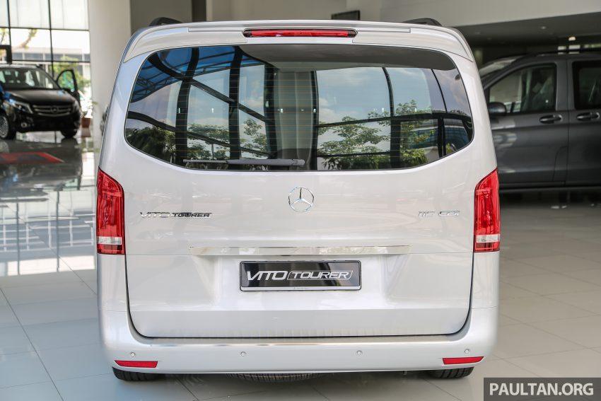 Mercedes-Benz Vito Tourer now in Malaysia – RM287k Image #515554