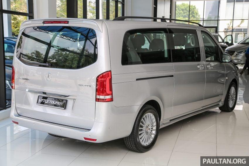 Mercedes-Benz Vito Tourer now in Malaysia – RM287k Image #515555