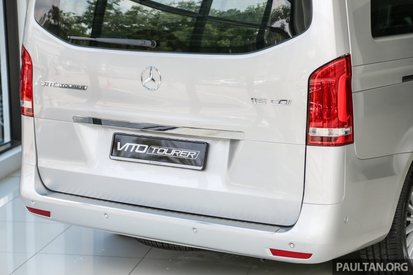 Mercedes-Benz Vito Tourer now in Malaysia – RM287k Image #515556