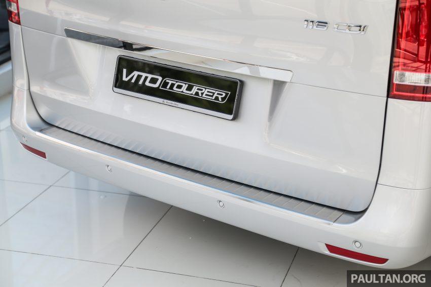 Mercedes-Benz Vito Tourer now in Malaysia – RM287k Image #515558