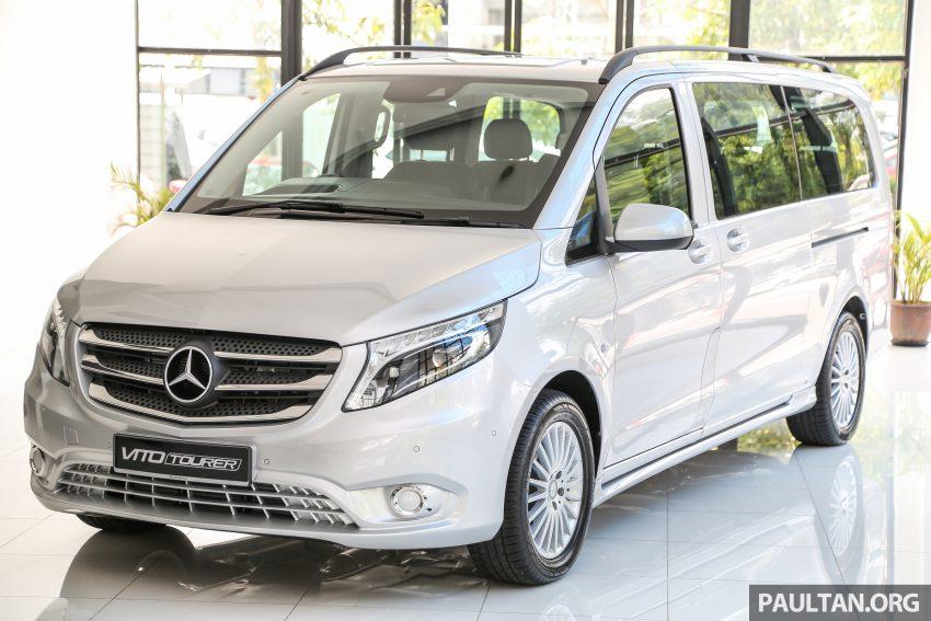 Mercedes-Benz Vito Tourer now in Malaysia – RM287k Image #515541