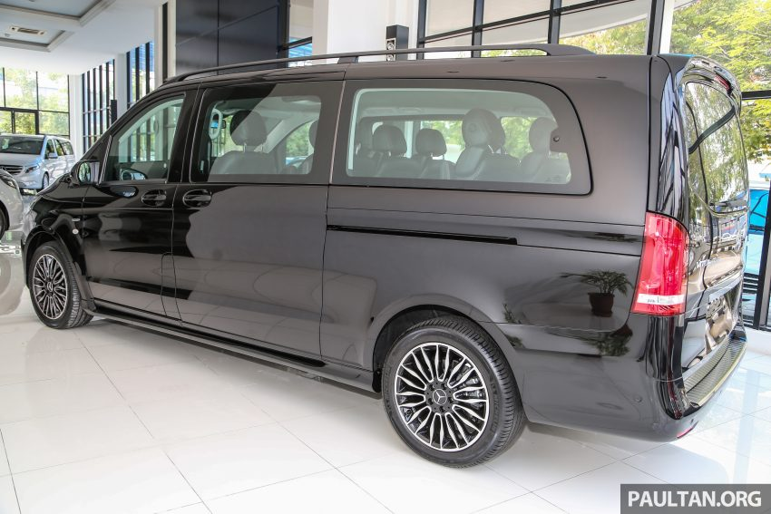 Mercedes-Benz Vito Tourer now in Malaysia – RM287k Image #515566