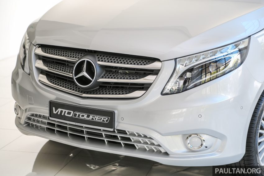 Mercedes-Benz Vito Tourer now in Malaysia – RM287k Image #515542