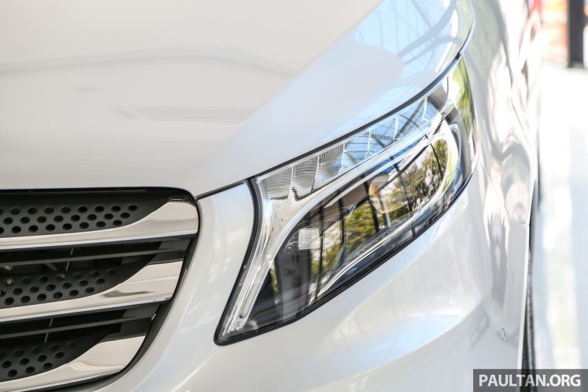 Mercedes-Benz Vito Tourer now in Malaysia – RM287k Image #515543