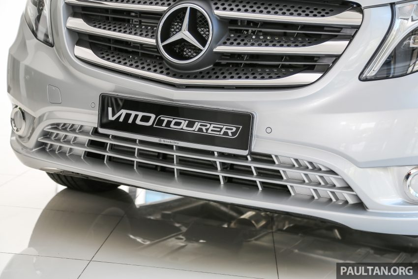 Mercedes-Benz Vito Tourer now in Malaysia – RM287k Image #515547