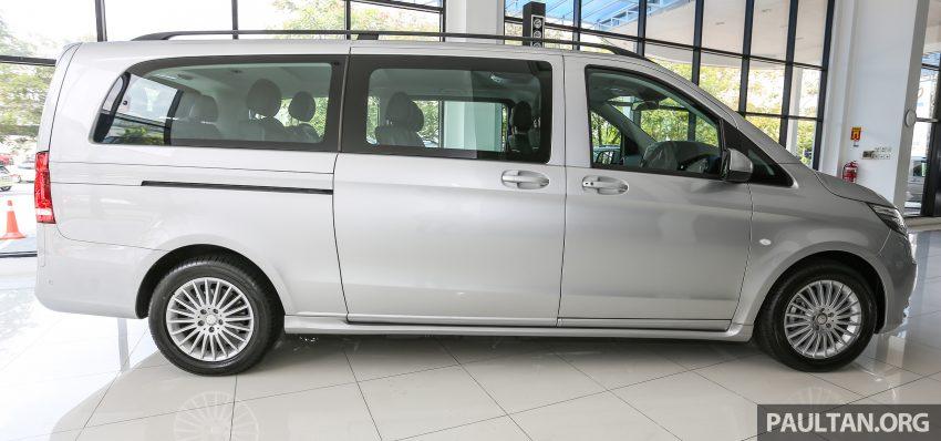 Mercedes-Benz Vito Tourer now in Malaysia – RM287k Image #515548