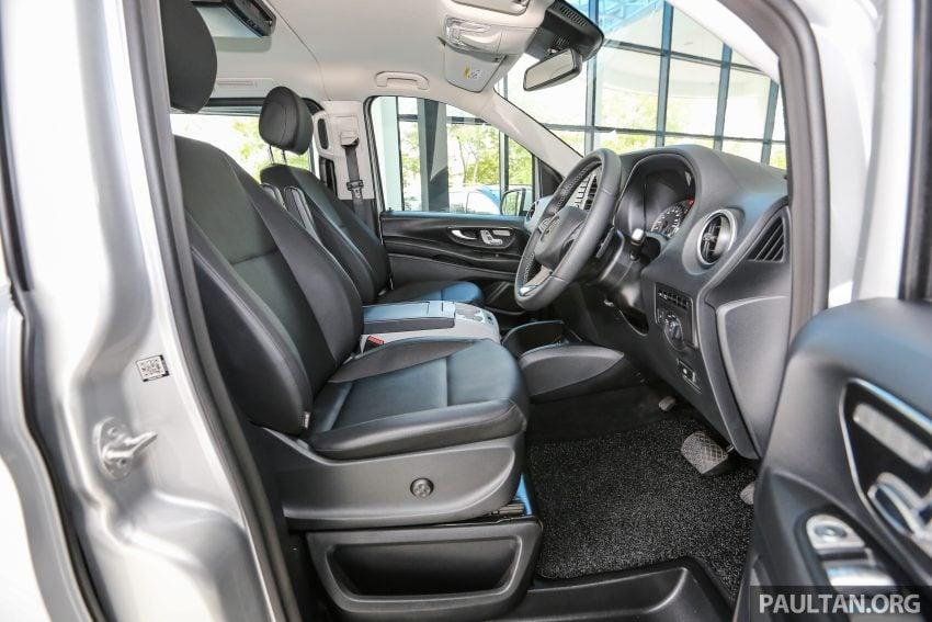 Mercedes-Benz Vito Tourer now in Malaysia – RM287k Image #515595