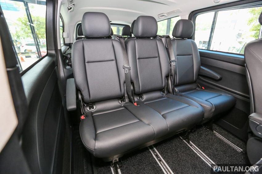 Mercedes-Benz Vito Tourer now in Malaysia – RM287k Image #515598