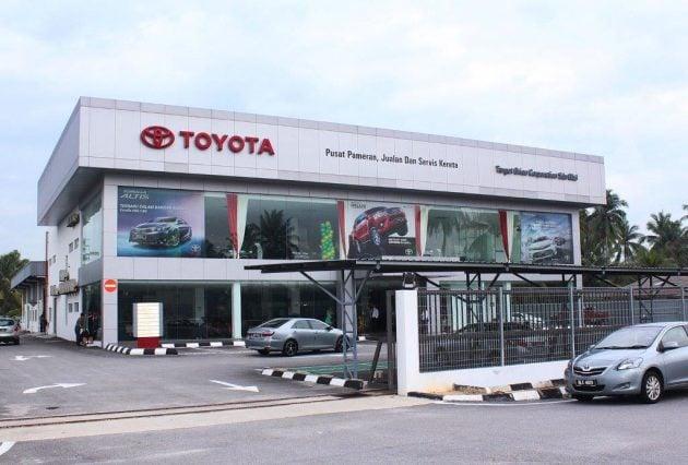 New Toyota 3S Kuala Selangor launched 1