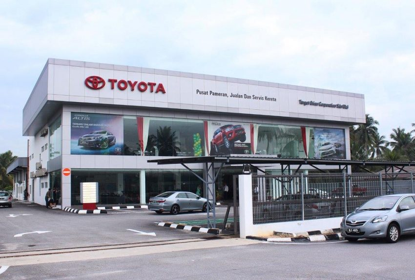 Toyota launches new 3S centre in Kuala Selangor Image #525538