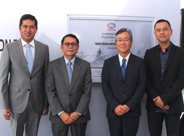 New Toyota 3S Kuala Selangor launched 2
