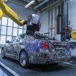 Next-gen BMW 5 Series optical measuring cell 1