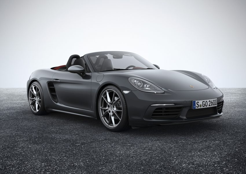 Porsche 718 Boxster previewed in Malaysia at Sepang Image #518998