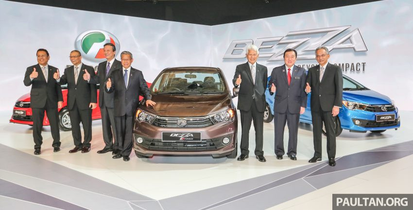 Perodua Bezza officially launched – first ever sedan, 1.0 VVT-i and 1.3 Dual VVT-i, RM37k to RM51k EEV Image #523283