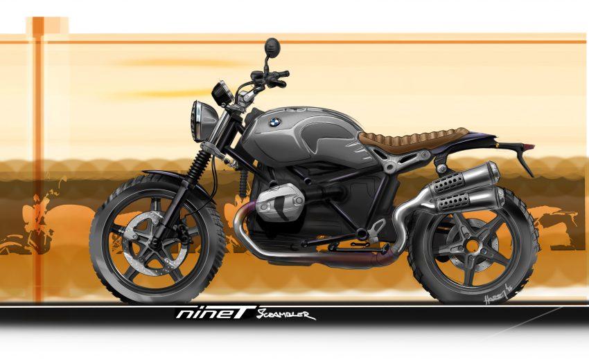 New BMW Motorrad R nineT Scrambler – full details Image #524838