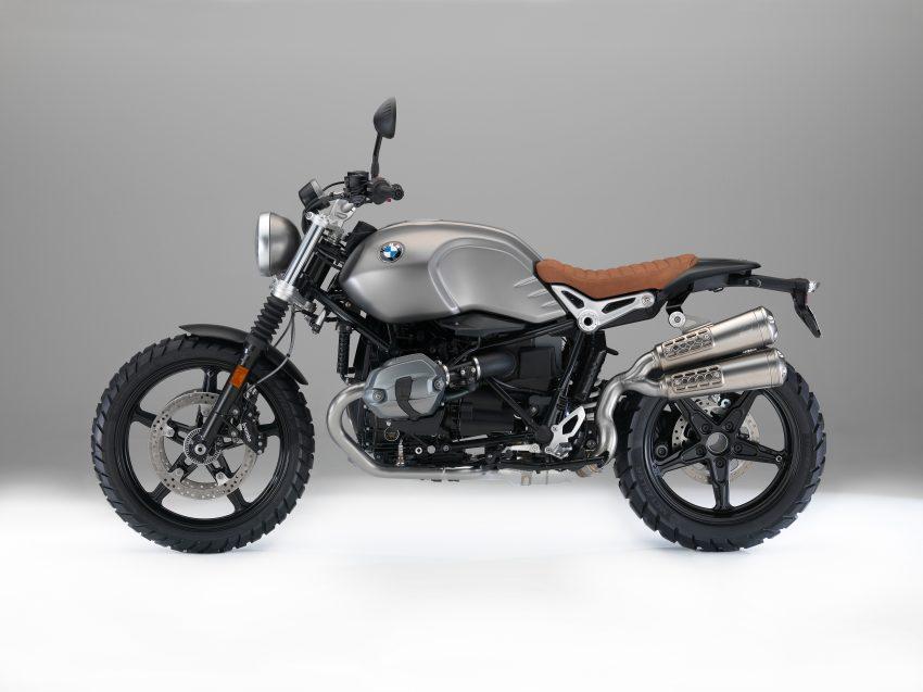 New BMW Motorrad R nineT Scrambler – full details Image #524885
