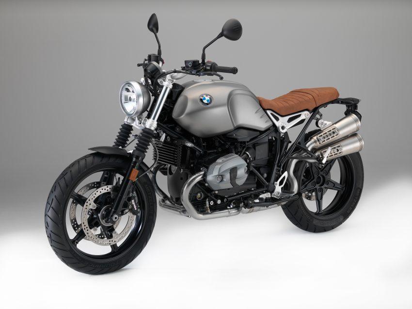 New BMW Motorrad R nineT Scrambler – full details Image #524882