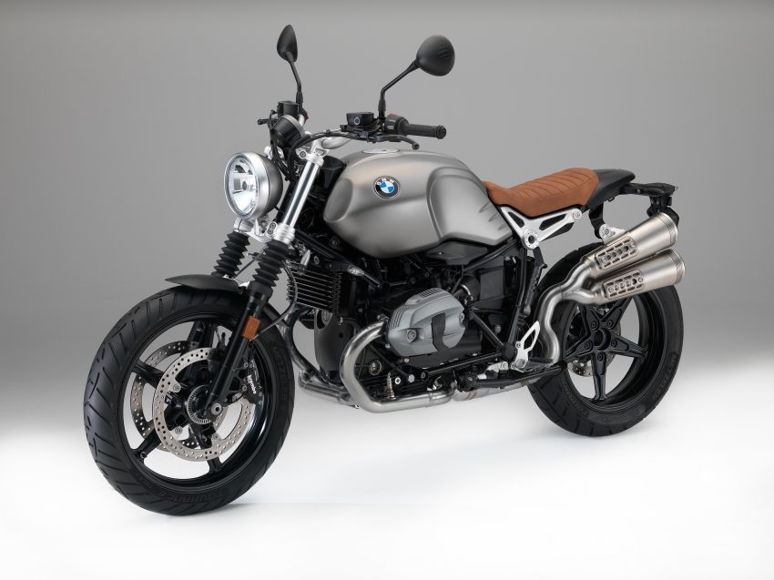 New BMW Motorrad R nineT Scrambler – full details Image #524884